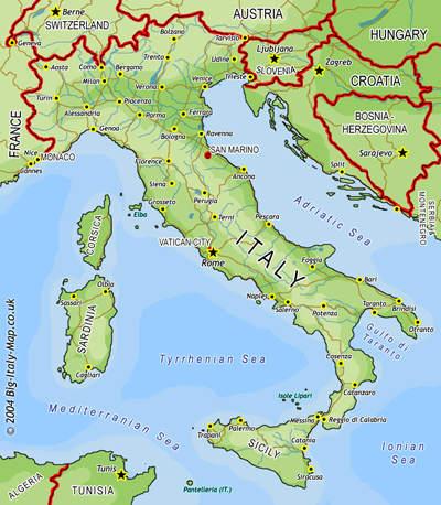 Italy 400